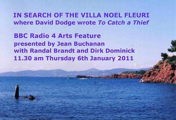 In Search of the Villa Noel Fleuri