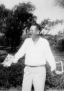 David Dodge in France, 1962