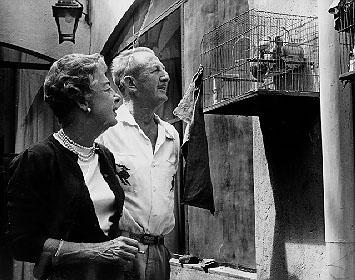 David & Elva Dodge, San Miguel Allende