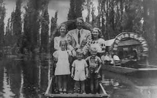 Xochimilco, 1946