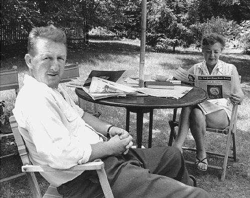 David and Elva, Princeton
