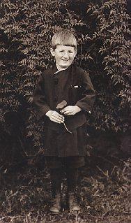 David as a boy