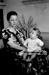 Elva and Kendal, 1941