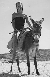 Kendal, Mykonos, 1958