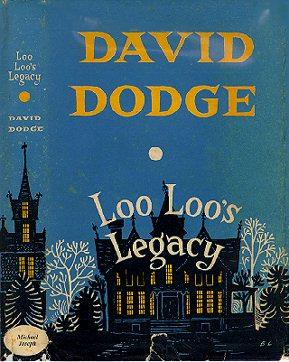 Loo Loo's Legacy, 1st ed., 1960