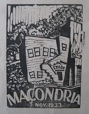 Macondria 1933