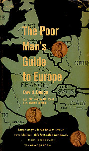 The Poor Man's Guide to Europe, 1963